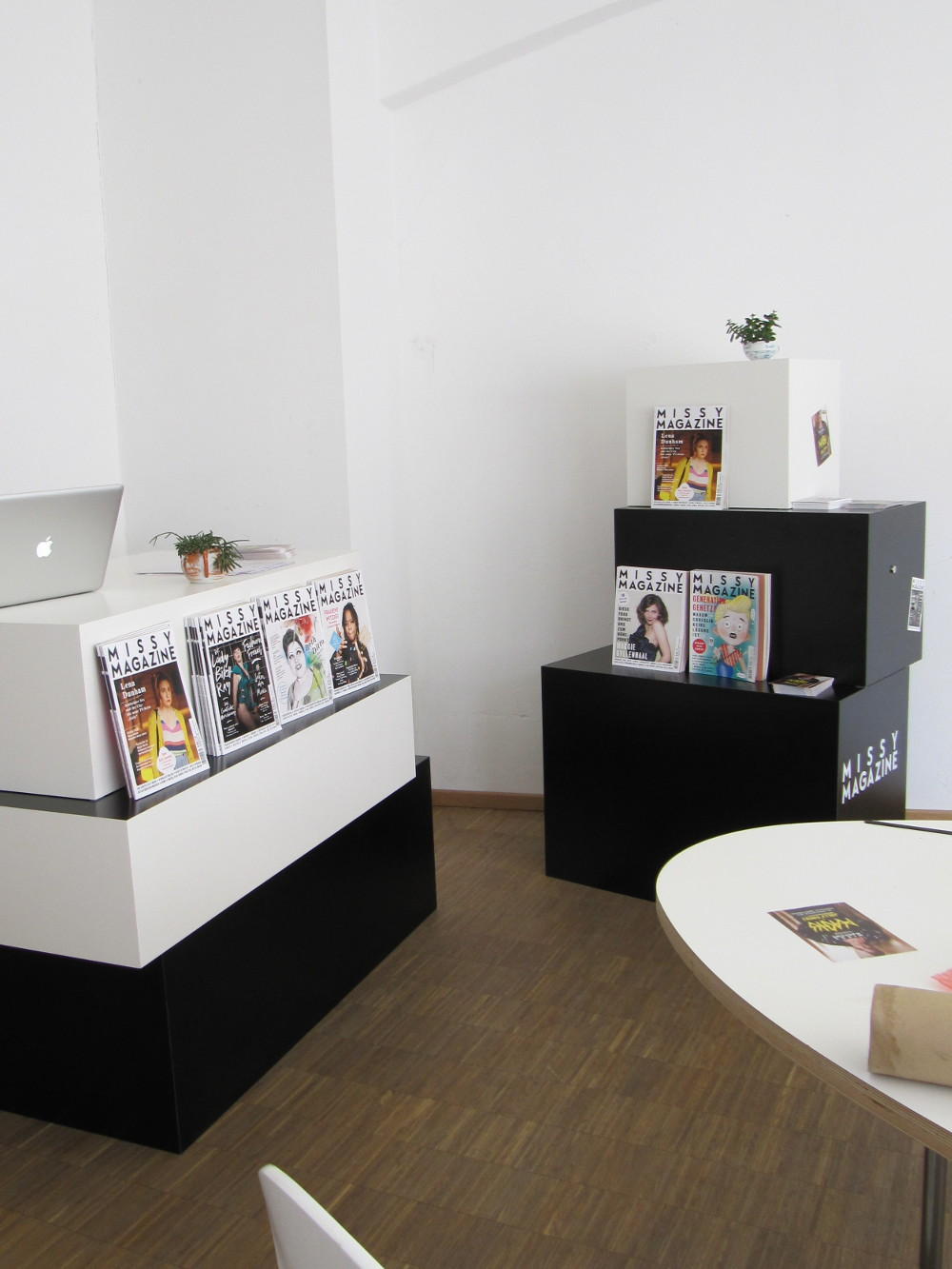 Missy Magazin Stand